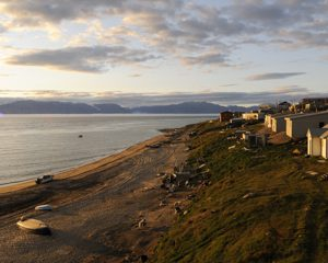 Pond Inlet Midnight Aug 2 2011