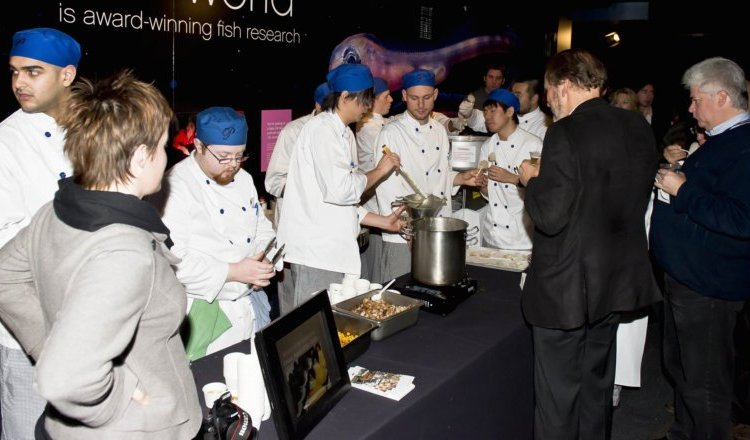 There are many ways to support Ocean Wise month this November, including joining us at the 2012 Ocean Wise Chowder Chowdown in Vancouver and Toronto!
