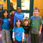 Third Graders Sell Books for Belugas