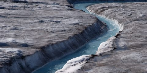 Glacial meltwater river. Credit for all photos in post: Vancouver Aquarium.