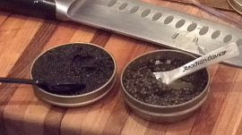 Buyer beware! Not all forms of caviar are created equal.