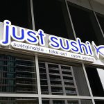 "It's More than ""Just Sushi"" – it's 100% Ocean Wise Sushi"