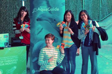 The FortisBC AquaGuide is a new, interactive activity for students on energy conservation.