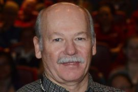 Dr. Dennis Thoney is the director of animal operations at the Vancouver Aquarium.