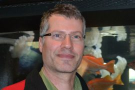 Skip Young is the manager of water quality at the Vancouver Aquarium.
