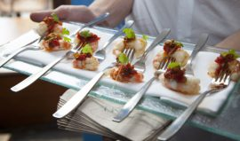 B.C. spot prawns are an Ocean Wise recommended ocean-friendly choice.