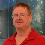 Lee Newman is the Aquarium's curator of tropical waters.