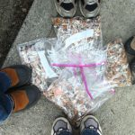 Contest Winner Diverts Nearly 2,000 Cigarette Butts from Landfill