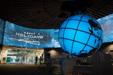 Holidays at the Vancouver Aquarium