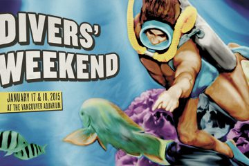 Divers' Weekend at the Vancouver Aquarium