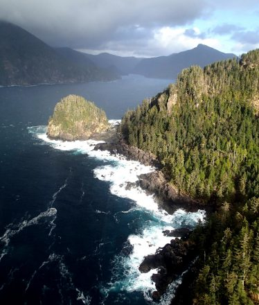 Shoreline Cleanups at Haida Gwaii