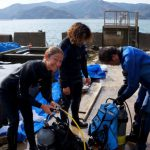 Japan 2014: Dive Cleanups Restore Fisheries Habitat