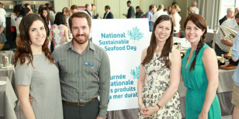 Ocean Wise and Sea Choice promote National Sustainable Seafood Day.