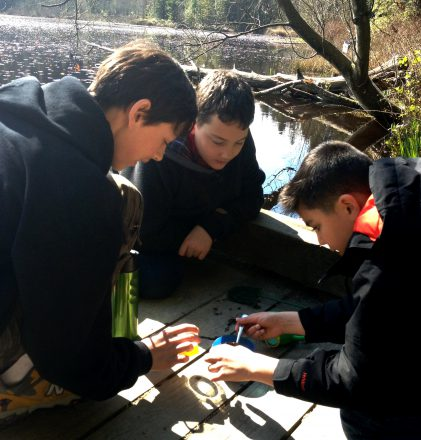 Youth Environmental Leadership Program Vancouver Aquarium