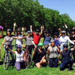 Vancouver Aquarium Wins Bike to Work Week