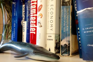 Introducing the Vancouver Aquarium Book Club.