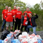 Ricoh Takes a National Stand Against Shoreline Litter