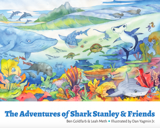 Shark converation with Shark Stanley