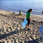 Join a Shoreline Cleanup at Honda Celebration of Light Fireworks
