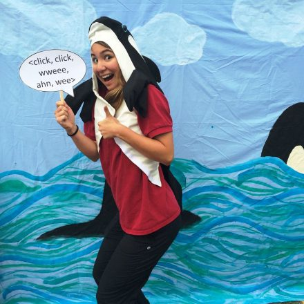 Vancouver Aquarium Community Outreach