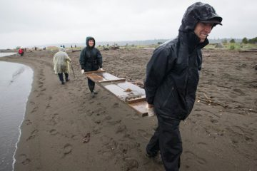 Shoreline Cleanups Across Canada