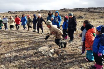 Shoreline Cleanups in the Arctic