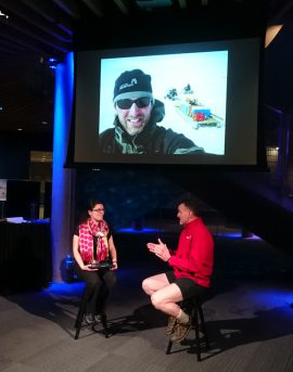 Madeleine interviews Vancouver Aquarium's B.C. and Arctic Waters curator Danny Kent on his work in Canada's North.