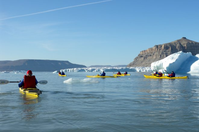 Join Vancouver Aquarium Expedition on its 2016 Arctic adventure for one-in-a-lifetime look at Canada's North.