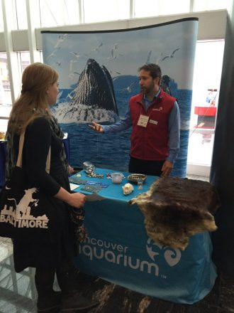 Vancouver Aquarium is excited to take part in educating organizations and individuals on the steps, large and small, we've taken toward sustainability.