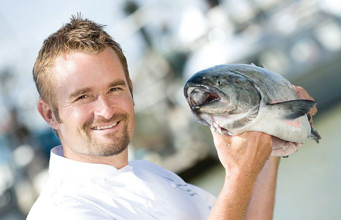 Chef Ned Bell joins the Vancouver Aquarium team on July 4th