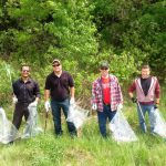 Shoreline Cleanups for Ricoh's EcoAction Month