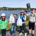 Big Birthday Plans: 150,000 Canadians Cleaning Shorelines