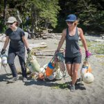 West Coast Trail Styrofoam Monsters