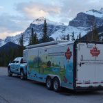 AquaVan 150: Rolling Through The Rockies