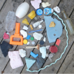 Shoreline Spotlight:  Instagrammable Beach Trash