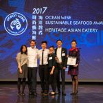 Ocean Wise Seafood Celebrates 10 Years of Chinese Restaurant Awards