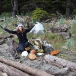 Interview with Shoreline Cleanup volunteer Vanessa Fladmark