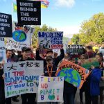 Join Ocean Wise for Public Climate Strike Pre-Rally and Sign Making on October 25th