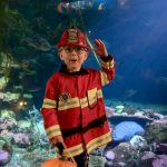 Halloween at the Vancouver Aquarium:  Half-priced admission for Costumed Kids and other spook-tacular offerings