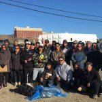 Shoreline cleanups happen everywhere – even in the Arctic!