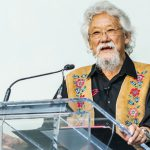 Join us for the 25th annual Ocean Awards – June 8 (World Oceans Day) – featuring David Suzuki