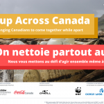 """Join the """"Cleanup Across Canada"""" challenge with #TeamShoreline"""