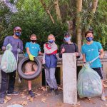 Local Teens Hope to Inspire Shoreline Cleanups in March with Restaurant Gift Cards